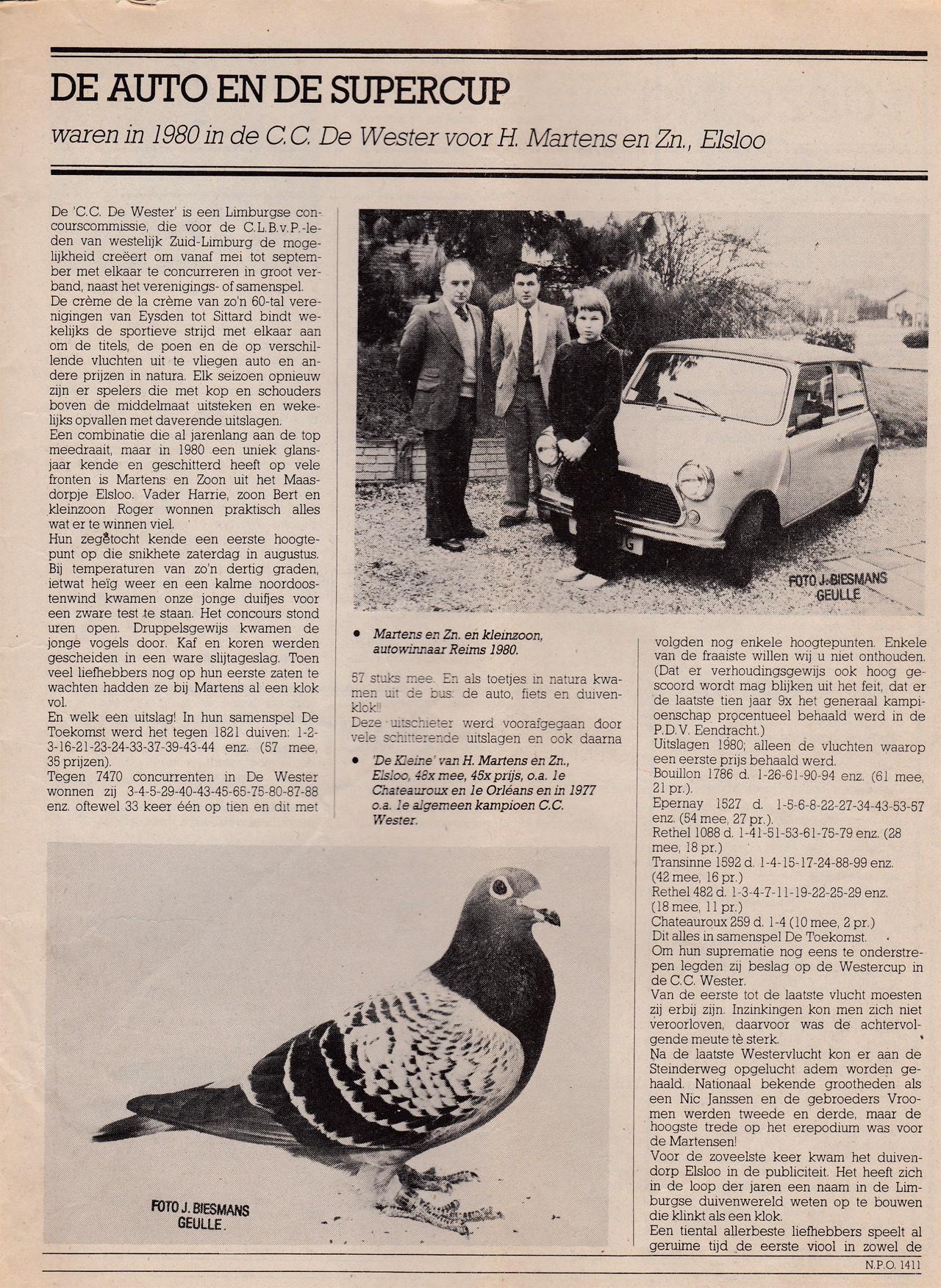 1980 - NPOrgaan Autovlucht 1