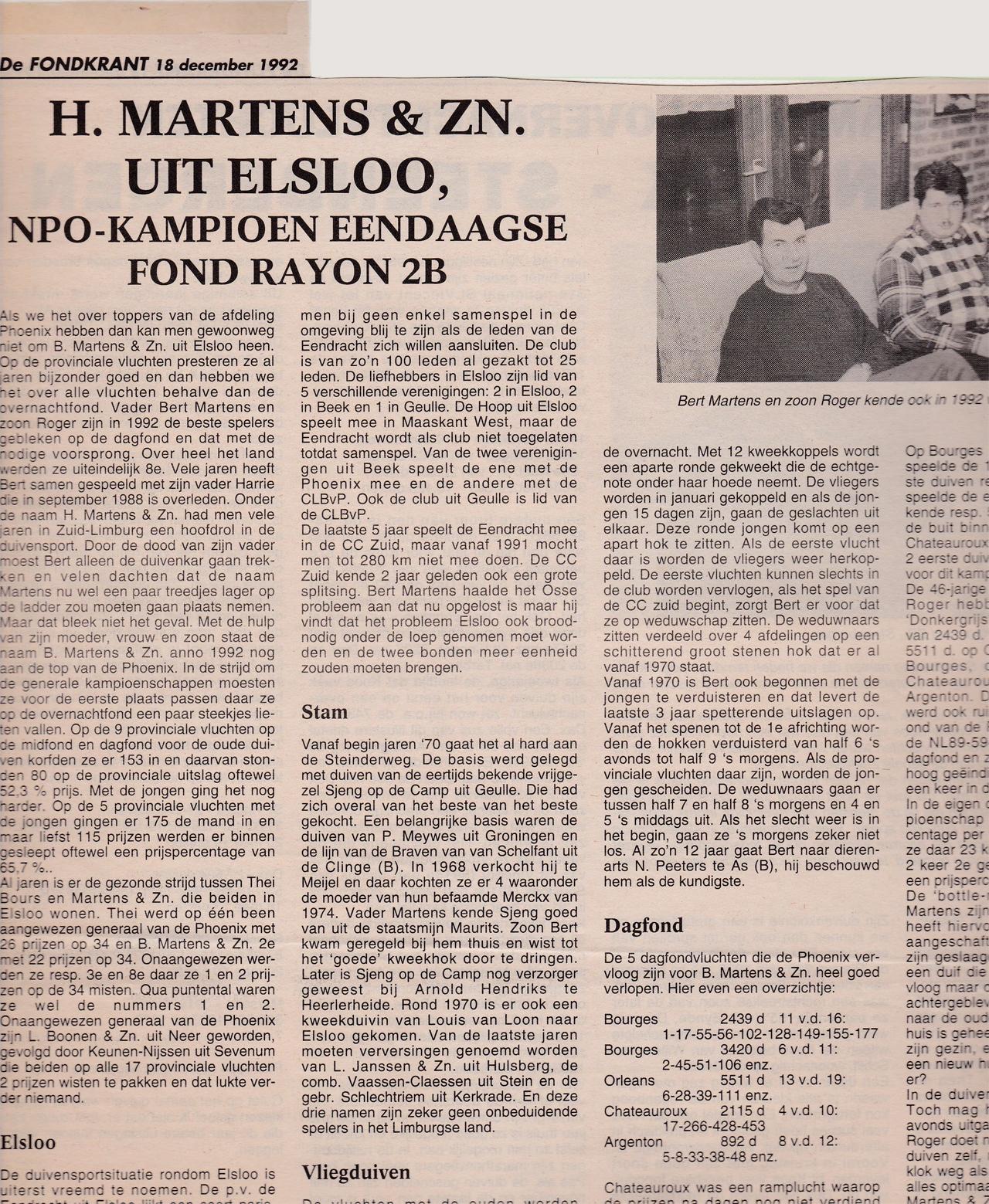 1992 - de Fondkrant
