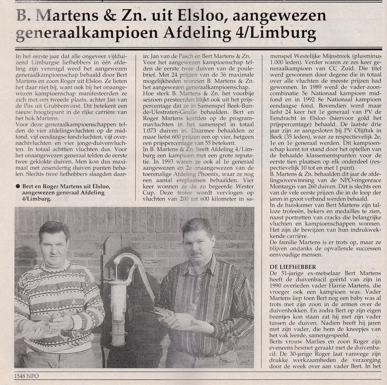 1997 - NPOrgaan 1